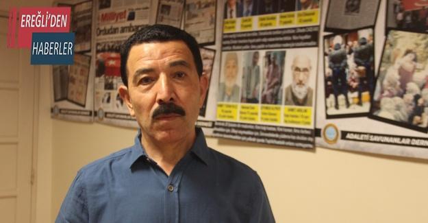 """28 Şubat mağduru Kanmaz: """"Kesinlikle cezaevinden tahliye edilmelerini istemiyoruz"""""""