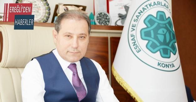 """Başkan Karabacak'tan tercih yapacak gençlere çağrı: """"Üniversite Konya'da okunur"""""""