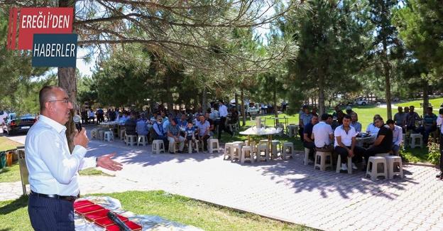 Başkan Kavuş'tan üstün performans gösteren personele plaket