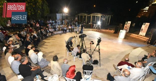 Karatay, 11. Mevlana Şiir Şöleni'ne ev sahipliği yaptı