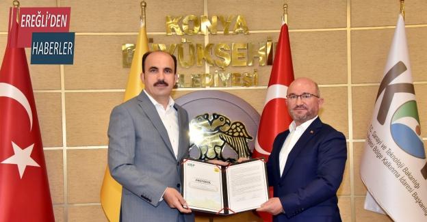 Konya Büyükşehir-KOP işbirliğiyle Seracılık İhtisas Bölgesi kuruluyor