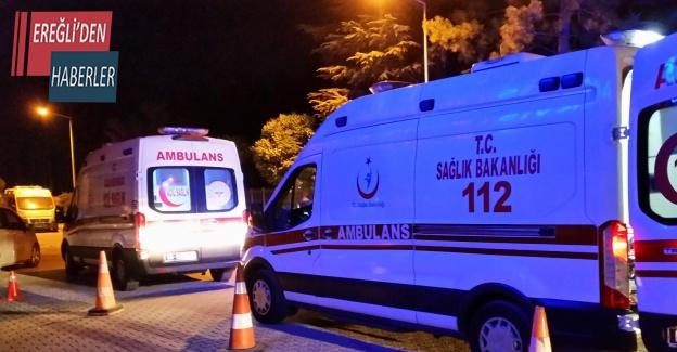 Konya'da trafik kazaları: 6 yaralı