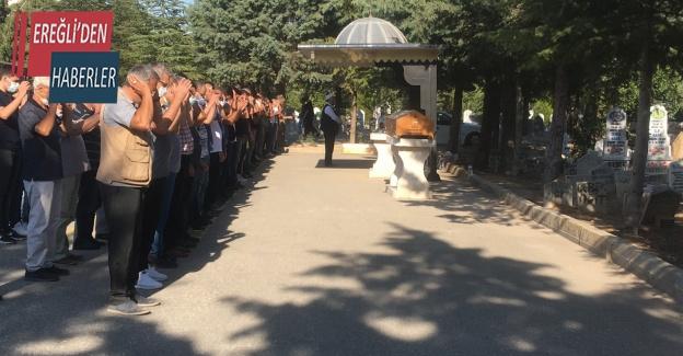 Konya'daki kazada hayatını kaybeden 3 genç toprağa verildi