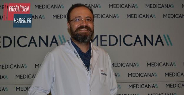 """Op. Dr. Baran: """"Sezaryen kesi bölgesinde periyodik ağrı ve hassas kitle ele geliyorsa Sezaryen skar endometriozisinden şüphelenmelidir"""""""