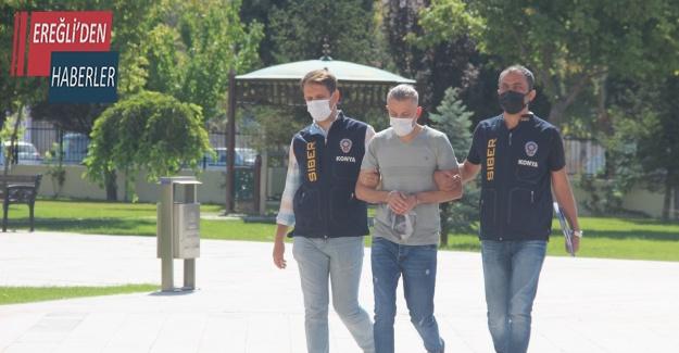 28 ilde 48 suça karışan ve 13 mahkemece aranan şahıs Konya'da yakalandı