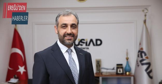 """Başkan Kağnıcı: """"Konya, ihracatta tüm zamanların rekorunu kırdı"""""""