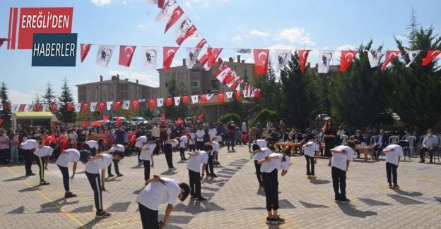 Ereğli'de 2021-2022 Eğitim Öğretim yılı açılış programı düzenlendi