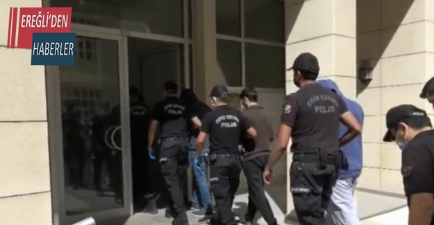 Konya'da FETÖ operasyonu: 3 tutuklama