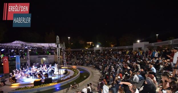 Konya'da Ulu Bozkır Ezgileri konseri düzenlendi