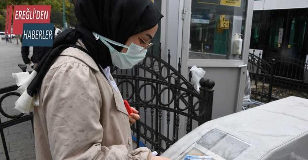 Konya'da yeni üniversite öğrencilerine toplu ulaşım 3 gün ücretsiz