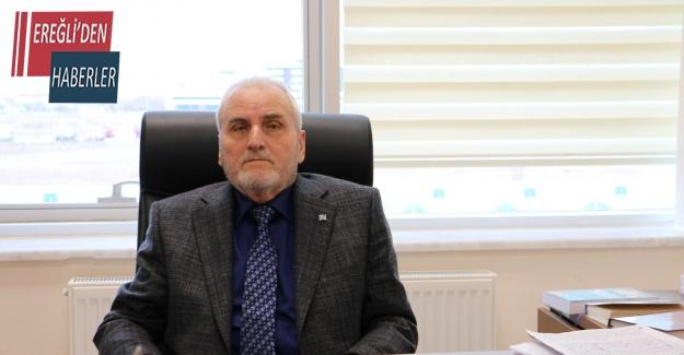 """Prof. Dr. Döndüren: """"İslam İktisadi ve Finans köklü bir geçmişe dayanır"""""""