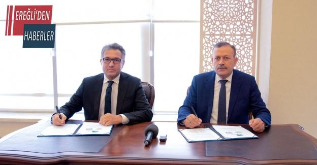 Selçuk Üniversitesi, deneyimlerini Bitlis Eren Üniversitesi ile paylaşıyor