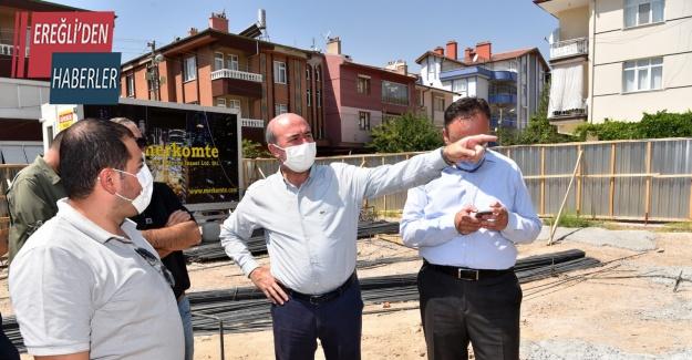 Selçuklu Belediyesi sağlık yatırımlarına devam ediyor