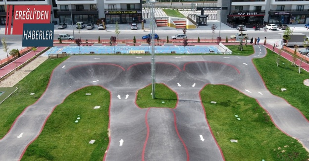 Selçuklu'da Bisiklet ve Kaykay Parkı açılıyor