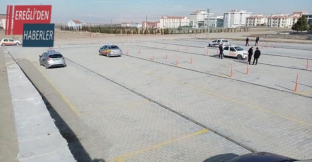 Belediye'den Sürücü Kurslarına yeni alan