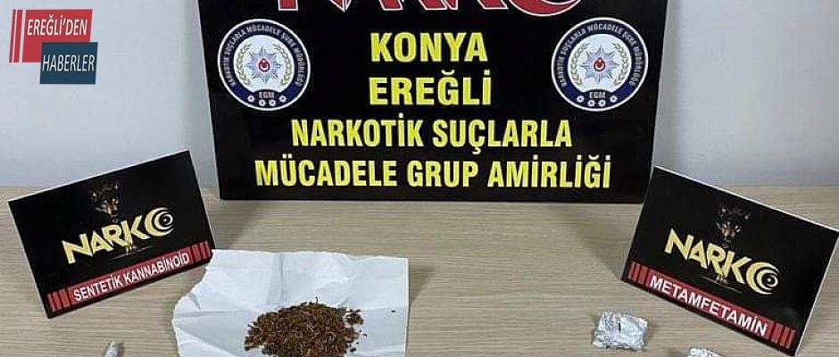 Ereğli'de operasyon ..