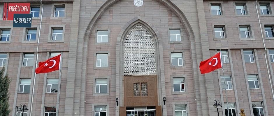 Ereğli'de evden hırsızlık yapan şüpheli tutuklandı