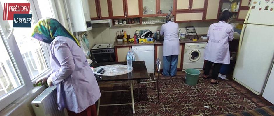 Evde bakım hizmeti takdir topluyor