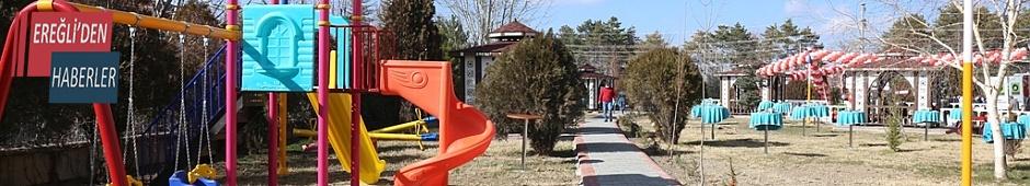 Adliye ve Belediye Ortak Çalışması Adalet Parkı açıldı