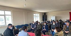 Başkan Çiğdem, belediye personeliyle buluştu