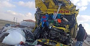 Ereğli'de feci kaza 1 ölü