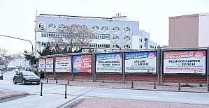 Konya'da esnafa reklam...