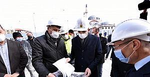"""Başkan Altay: """"Mevlana Çarşısı ve..."""