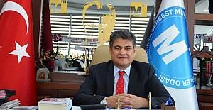"""Konya SMMMO Başkanı Erdal: """"Mesleğimiz iktisadi hayatın vazgeçilmez bir unsuru olmuştur"""""""
