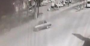 Konya'da drift yapan sürücüye 10 bin lira ceza