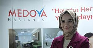 Medova Hastanesinden öğrencilere canlı...