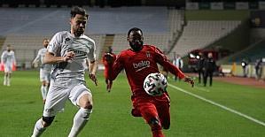 Ziraat Türkiye Kupası: Konyaspor: 1 - Beşiktaş: 1 (Maç devam ediyor)