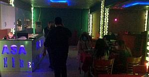 Çok yüksek riskli kategorideki Konya'da eğlence mekanlarına baskın