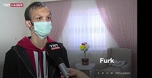 Ereğlili Furkan TRT Haber aracılığıyla yardım istiyor