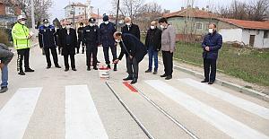 Halkapınar'da Kırmızı çizgi çekildi