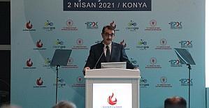 """Bakan Dönmez: """"Bu yıl içerisinde Türkiye'nin hidrojen stratejisini yayınlamış olacağız"""""""