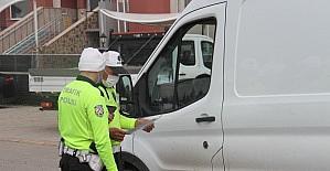 Beyşehir'de korona virüs denetimleri sürüyor