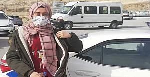 Sınava geç kalan öğrencinin yardımına polis yetişti