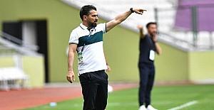 """İlhan Palut: """"Konyaspor gerektiği zaman hücumsal anlamda riskler alabilen takıma evrildi"""""""