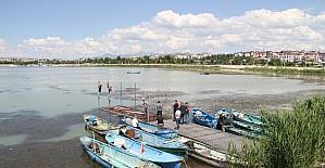 Beyşehir Gölü'nde balıkçılar, yeni...