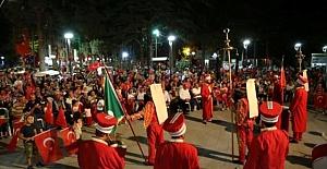 Belediyeden Mehteran takımı gösterisi