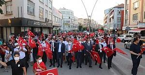 Ereğli'de 15 Temmuz birlikteliği