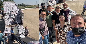 Ereğli'de kömür dağıtımı başladı
