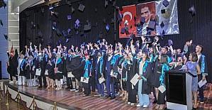 SÜ Uluslararası İlişkiler Bölümünden 286 öğrenci mezun oldu