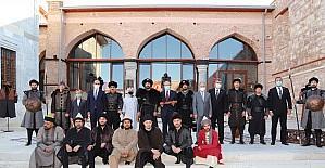 Alaaddin Keykubat'ın beratı Konya'dan Söğüt'e yola çıktı