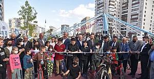 Konya'da Hareketlilik Haftası'nda Bisiklet...