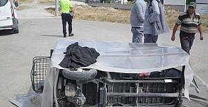 Ölümlü kazaya karışan sürücünün...