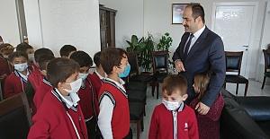 Adliyeye Yapılan Okul Ziyaretleri Sürüyor