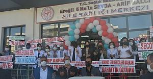 Ereğli'ye yeni sağlık ocağı