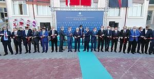 Veterinerlik ve Ziraat Fakülte binası açıldı